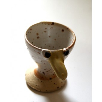 Egg Cup - White