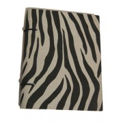 Small Notebook - Zebra