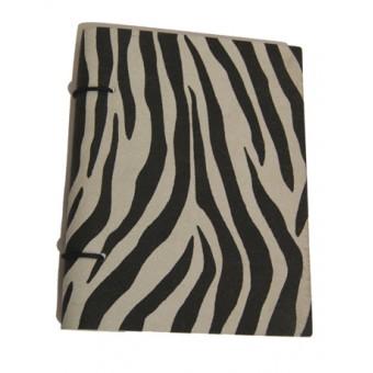 Small Notebook - Zebra