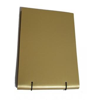 Medium Notebook - Gold