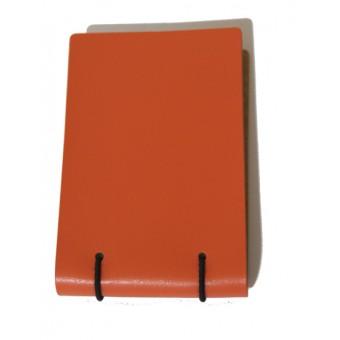 XS Notebook - Orange