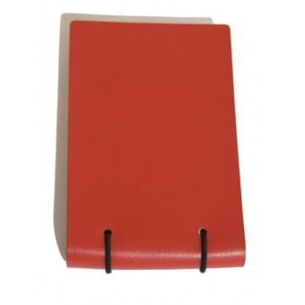 XS Notebook - Bright Red
