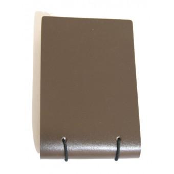 Medium Notebook - Chocolate