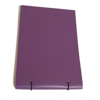 Medium Notebook - Purple
