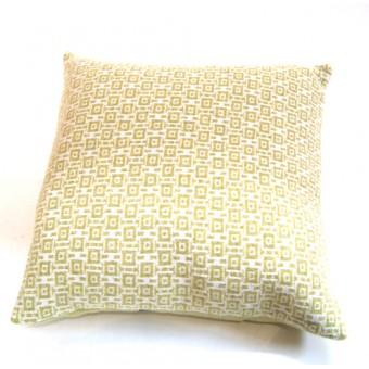 Cube Cushion - Lime