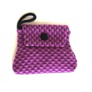 Diamond Purse - Dark Purple