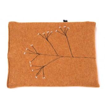 Laptop Pocket - Burnt Orange