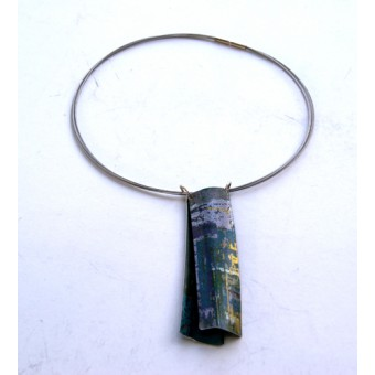 Short Long Necklace