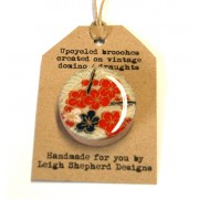 Draughts Brooch - Sweet Blossom