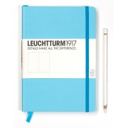 A5 Plain Notebook - Turquoise