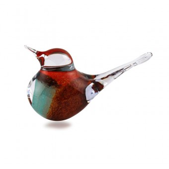 Bird - Brown Teal