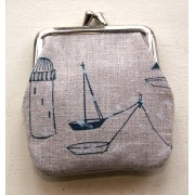 Small Purse - Boats