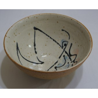 Medium Bowl - Fish