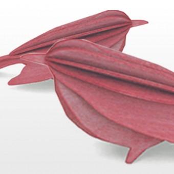 Lovi Red Bird Small