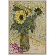 Sunflowers - Unframed