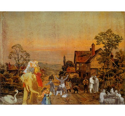 Village Fete (FRAMED)